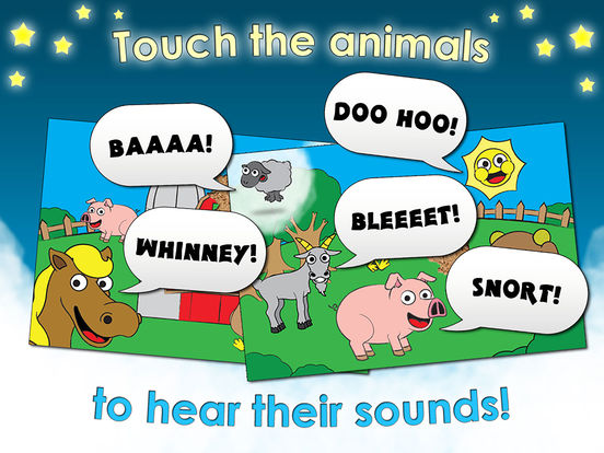 Farm Games Animal Puzzles for Kids Toddler Apps Screenshots