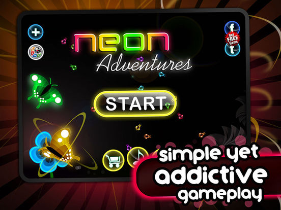 Neon Adventures Screenshots