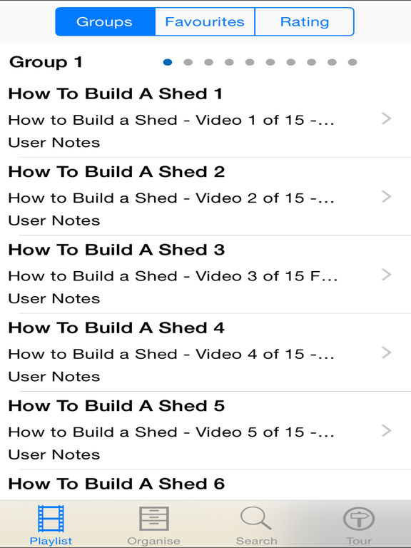 App shopper how to build a shed productivity for My shed app