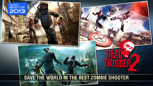 DEAD TRIGGER 2 FIRST PERSON ZOMBIE SHOOTER GAME hack tool Gold Moneys