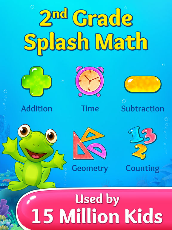 2nd Grade Math. Addition, Subtraction & Kids Games on the App Store