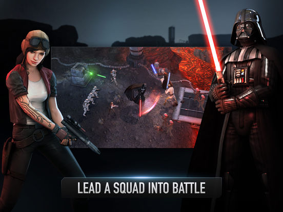 Image of Star Wars™: Force Arena for iPad