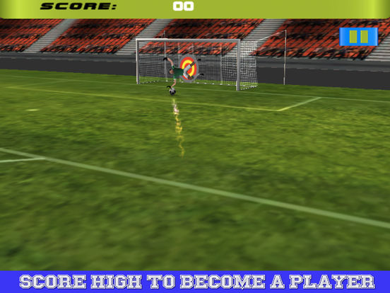 Ultimate Football League: Real Soccer Goal Скриншоты6