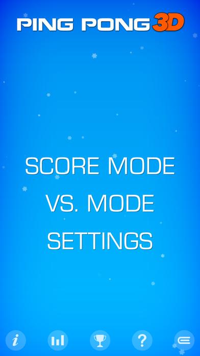 Ping Pong 3D iPhone Screenshot 5