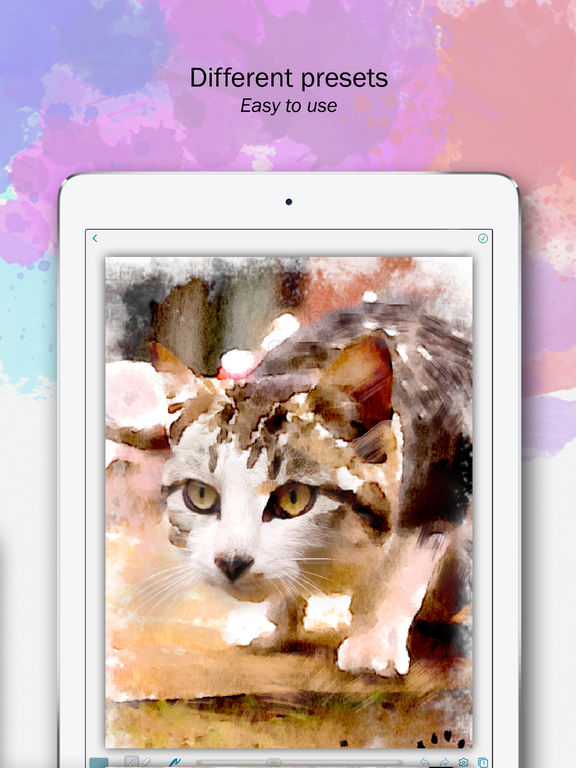 Paintkeep - Turn Photo into Painting Screenshots
