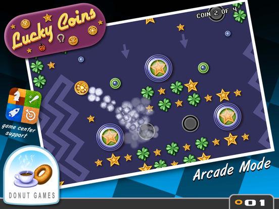 Lucky Coins для iPad