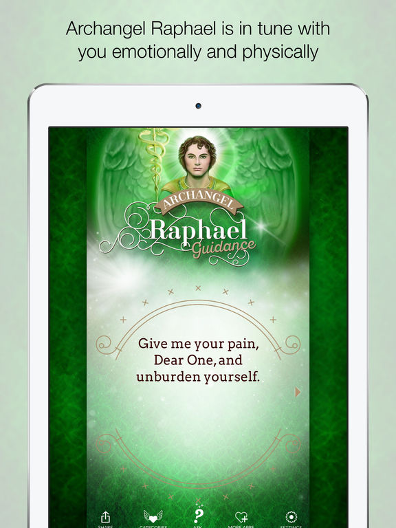 Archangel Raphael Guidance screenshot 6