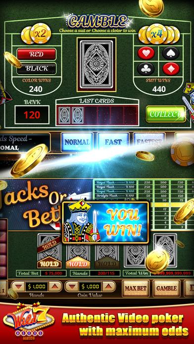 Screenshot 4 Wild7Vegas Casino — Lucky Slot machines
