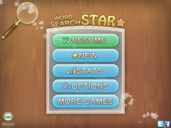 WordSearch Star Free iPad Screenshot 1