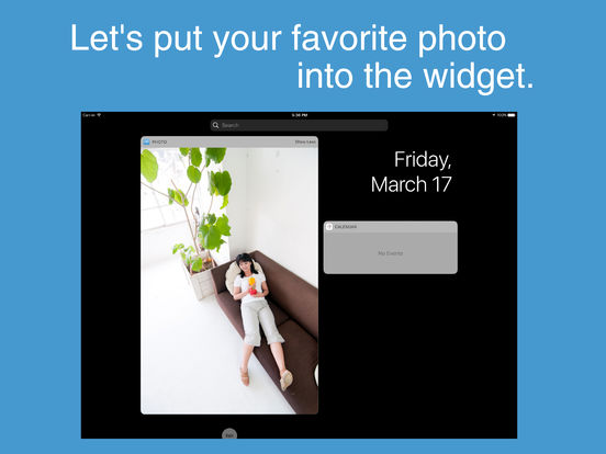PhotoWidget and Viewer Screenshots