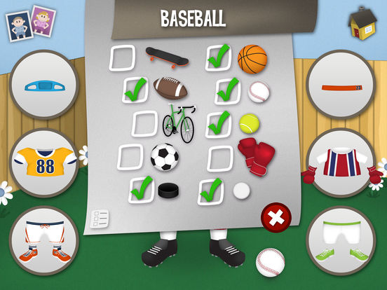 Swapsies Sports Screenshots