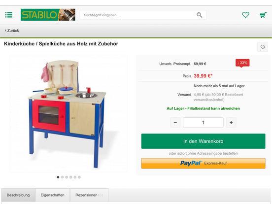 stabilo mobil fachmarkt baumarkt on the app store. Black Bedroom Furniture Sets. Home Design Ideas