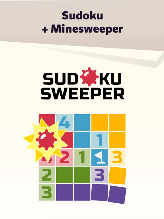 Sudoku Sweeper Screenshots