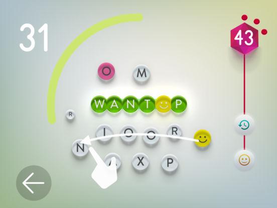 Alpha Swipe Lite screenshot 8