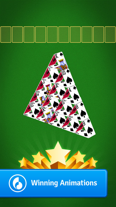 Spider Solitaire by MobilityWare iPhone Screenshot 4