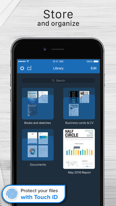 Scanner For Me - PDF Scan with OCR for Documents iPhone