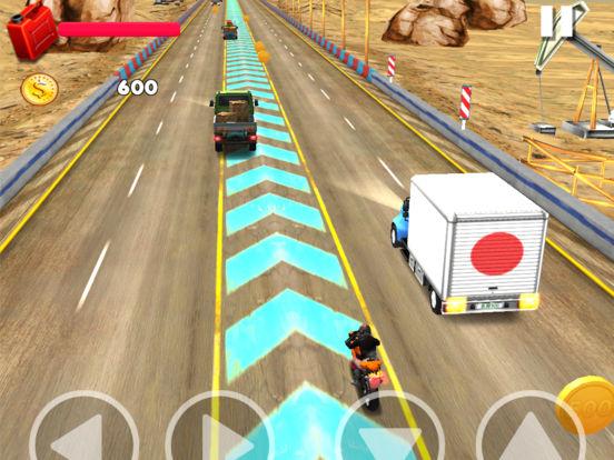 Highway Rider Traffic Racer screenshot 2