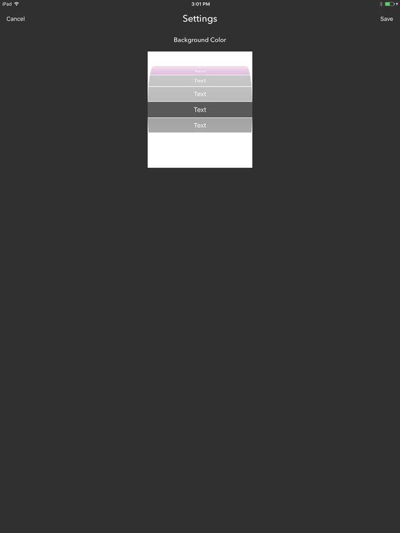 Device Space Screenshots