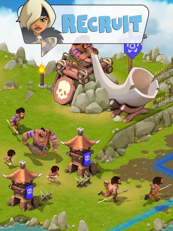 Brutal Age: Horde Invasionscreeshot 4