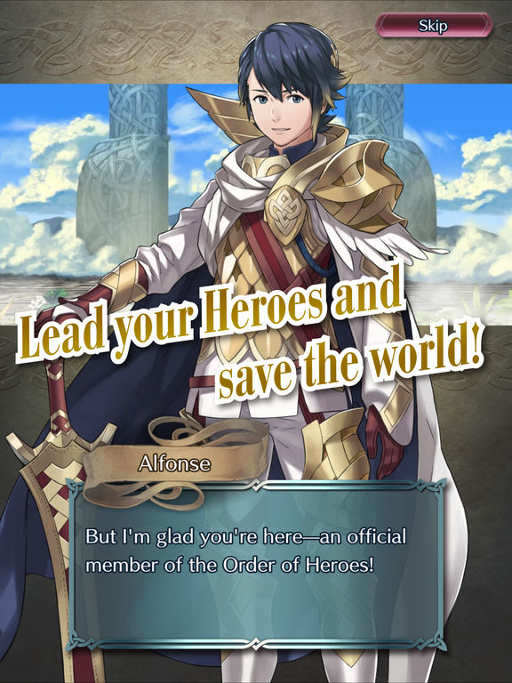 Image of Fire Emblem Heroes for iPad