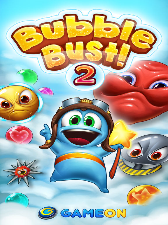 Игра Bubble Bust! 2 - Pop Bubble Shooter
