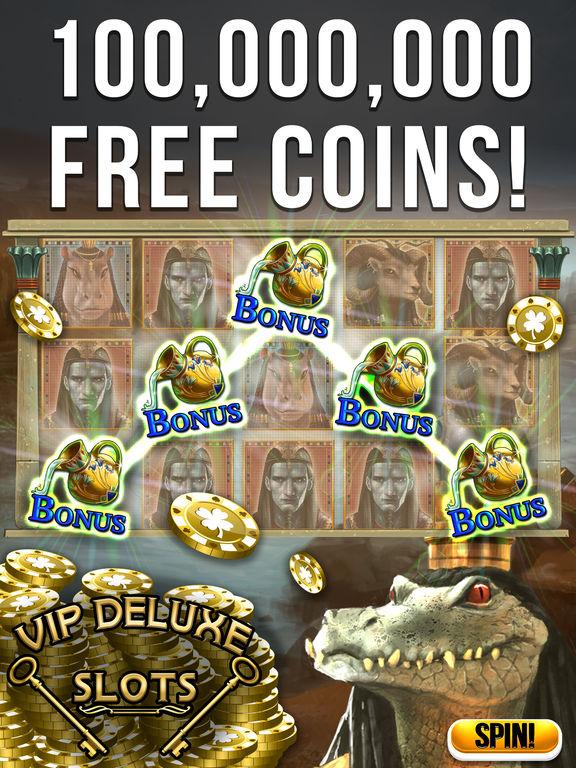 slot games deluxe