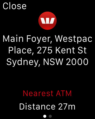 Westpac Mobile Banking iPhone Screenshot 9