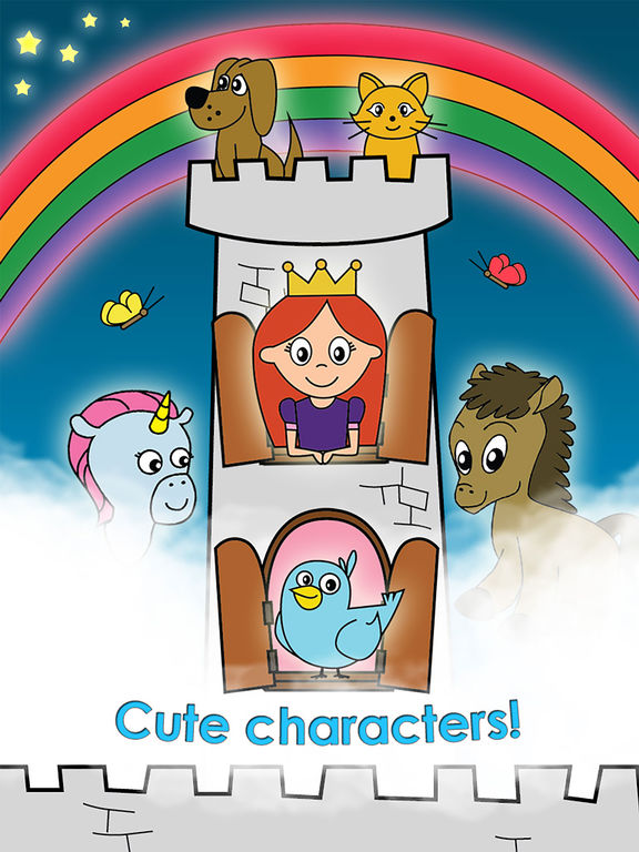 Princess Games for Girls Games Free Kids Puzzlesscreeshot 4