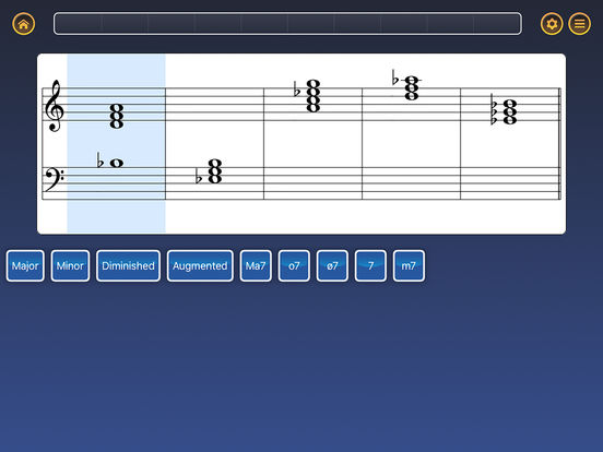Music Theory Pro iPad Screenshot 3