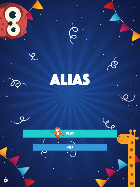 Alias - Party Word Game for friends & fun company Screenshots