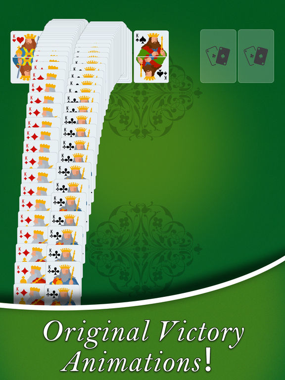 Solitaire - Free Card Games and Spider Solitarescreeshot 5