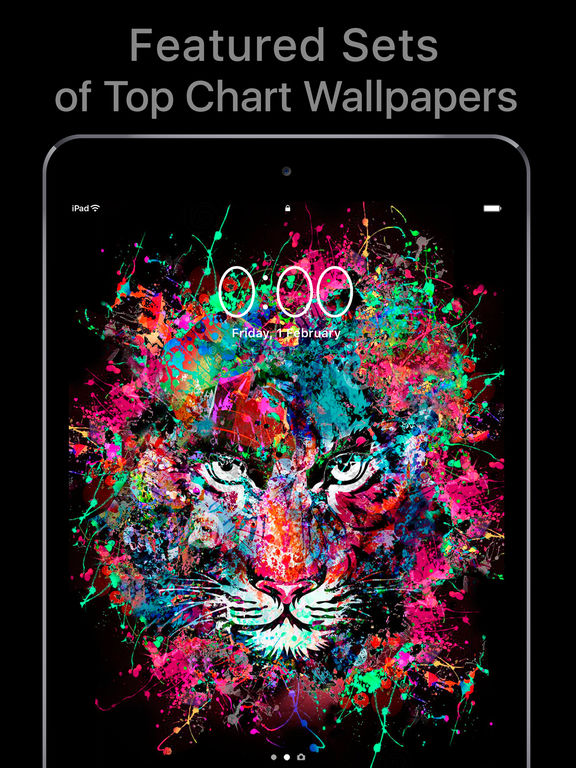 Featured of Wallpapers & Cool Backgrounds App Screenshots