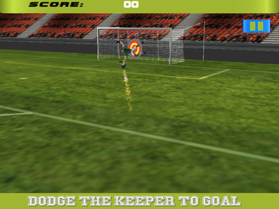 Ultimate Football League: Real Soccer Goal Скриншоты7