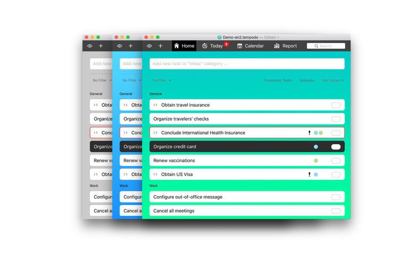 Tempodo: To-Do List & Time Tracker for Mac