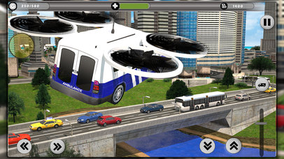 Flying Drone Ambulance screenshot 4