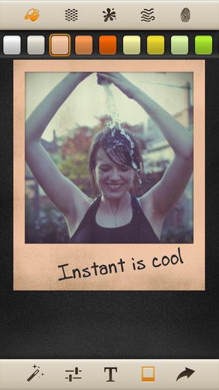 宝丽莱 (Instant)