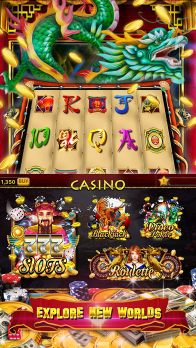 Screenshot 2 SLOTS — Chinese Lucky Casino