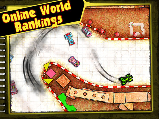 Paper Racer Screenshots