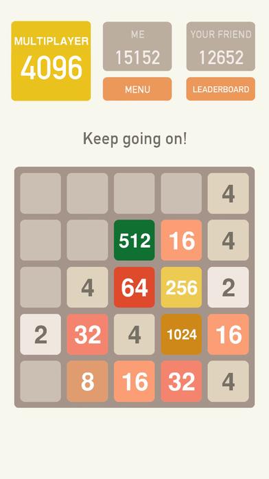 4096 Classic Puzzle! screenshot 3