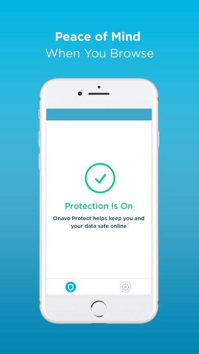 Onavo Protect - VPN Security screenshot