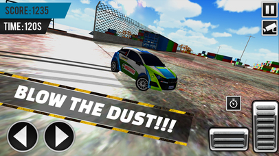 Rally Drift Champion-ship : Xtreme Car Racing screenshot 1