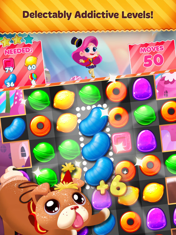 Candy Blast Mania screenshot 6