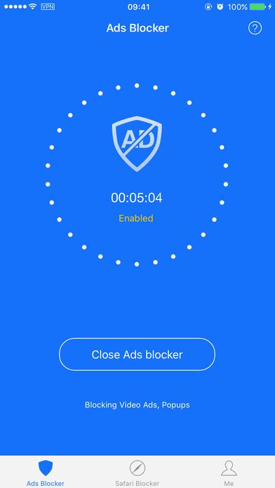 AdBye Pro-Block ad in web and app, Blocker in Game Screenshots