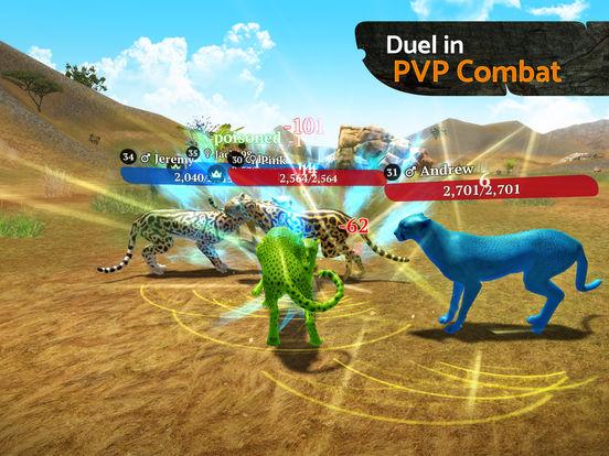 The Cheetah: Online RPG Simulatorscreeshot 4