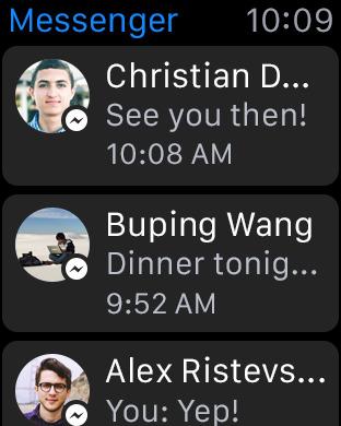 Screenshot #7 for Messenger