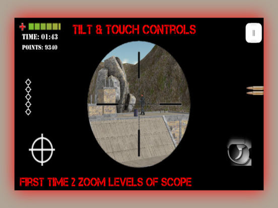 Marine Sharpshooter 3D - Sniper Shooter Game Screenshots
