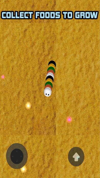 Snakes Battle Game screenshot 2