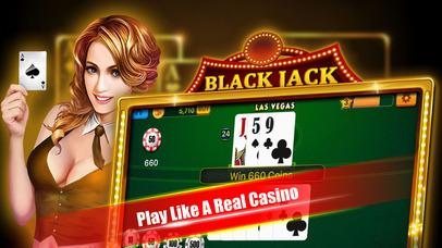 Screenshot 3 Slots — Royale Casino # 1 : BlackJack & More