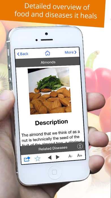 Food That Heal - Healing with Foods Screenshots