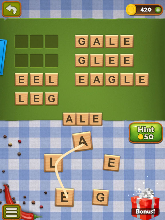 Word Soup Puzzle screenshot 6